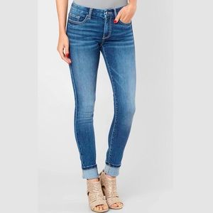 BKE Stella Skinny Stretch Distressed Jeans